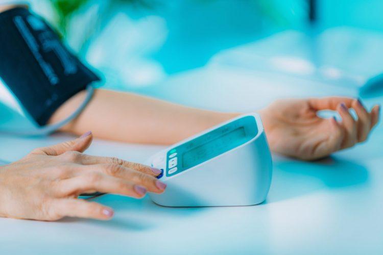 Digital Health - Measuring Blood Pressure